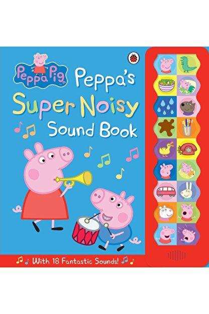 Peppa Pig: 's Super Noisy Sound Book