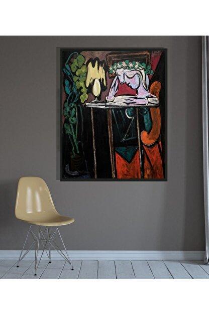 Vona Vintage Pablo Picasso Masada Okuma Poster