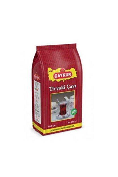 Çaykur Tiryaki Çay 2 Kg