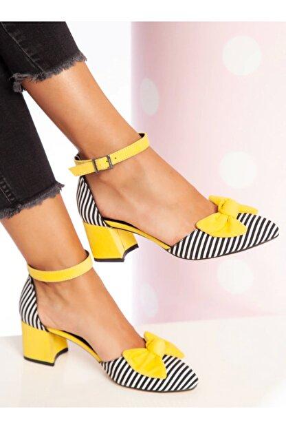 ayakkabıhavuzu Topuklu Ayakkabı - Sarı