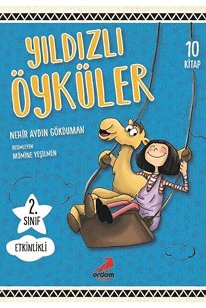 Erdem Yayınları 2. Sınıf Yıldızlı Öyküler Seti 10 Kitap