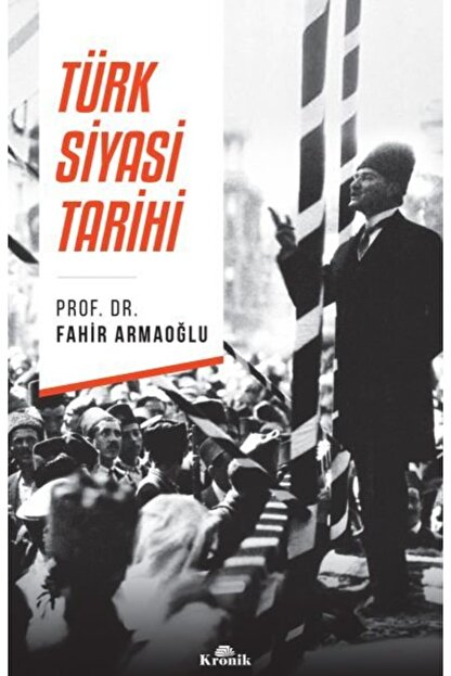 Kronik Kitap Türk Siyasi Tarihi