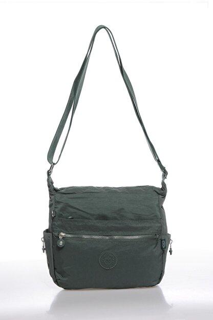 Smart Bags Smbk1056-0005 Haki Kadın Çapraz Çanta