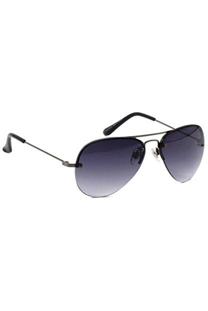 Paco Loren Paco Loren Erkek Güneş Gözlüğü Çerçevesiz Damla Siyah Pl1043s