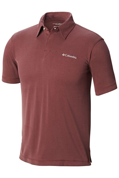 Columbia Em6527-615 Sun Ridge Kisa Kollu Polo Shirt 1399471611