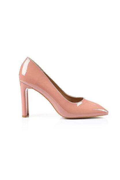 Oblavion Petra Karamel Topuklu Ayakkabı