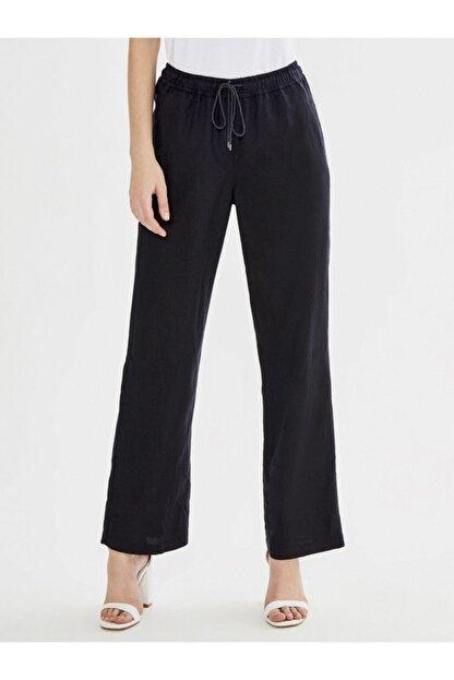 Xint Xınt Normal Bel %100 Keten Pantolon