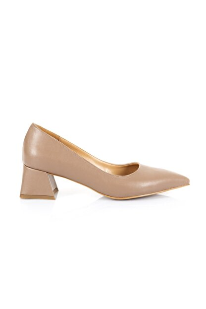 Oblavion Garcia Nude Topuklu Ayakkabı