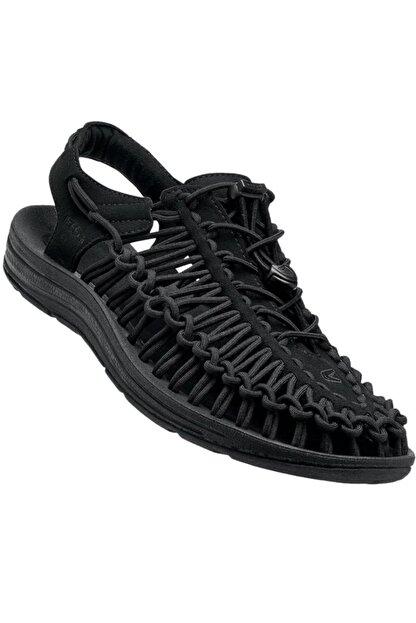 Keen Uneek Erkek Sandalet Siyah