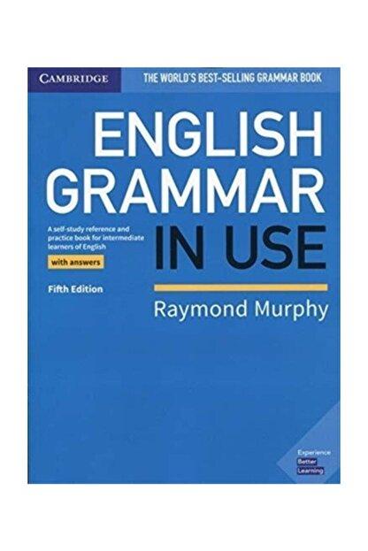 Cambridge Yayınları English Grammar In Use
