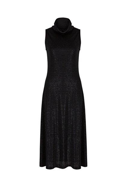 Nocturne Sim İplikli Örme Elbise