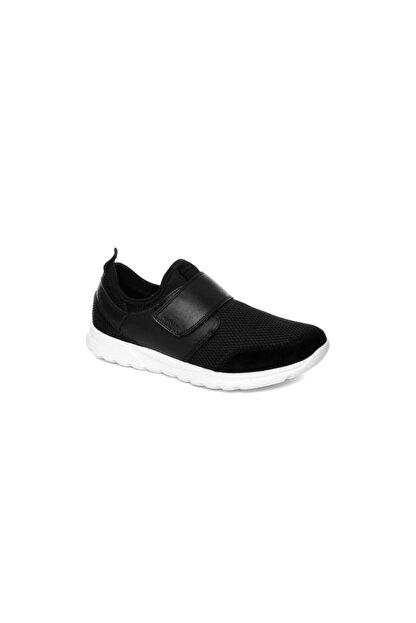 Geox Siyah Erkek Sneaker U820hb-c9999 U Damıan B - Mesh+geobuck Black