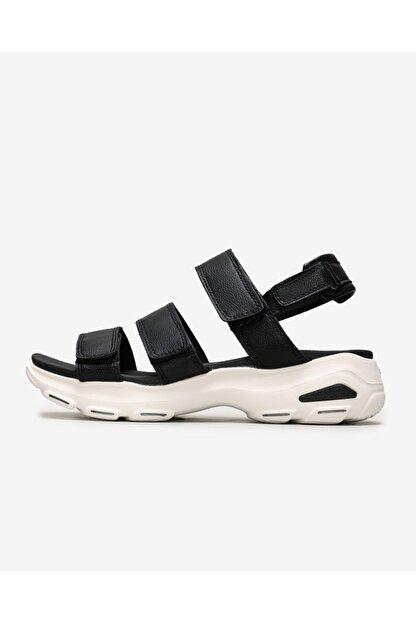Skechers D'LITES ULTRA - FAB LIFE Kadın Siyah Sandalet