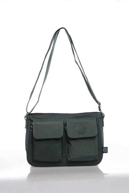 Smart Bags Smbk1177-0005 Haki Kadın Çapraz Çanta