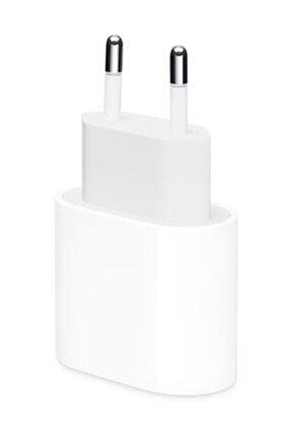 2K Original Apple Iphone Uyumlu 18 W Usb-c Güç Adaptörü (Hızlı Şarj)