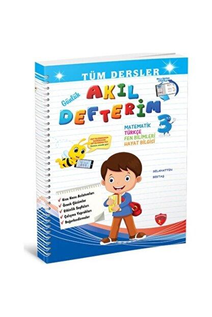 Çalışkan Arı Yayınları Çalışkan Arı 3. Sınıf Günlük Akıl Defterim Tüm Dersler
