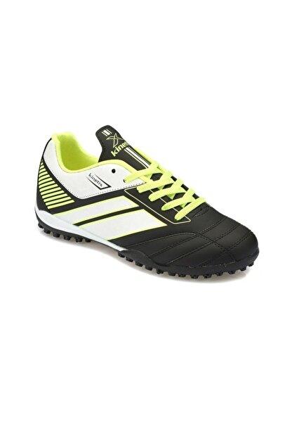 Kinetix TRIM TURF Siyah Neon Yeşil Beyaz Erkek Çocuk Halı Saha Ayakkabısı 100232869