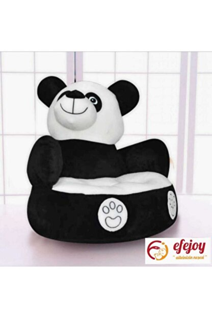 Efe Joy Panda Peluş Bebek Çocuk Koltuğu