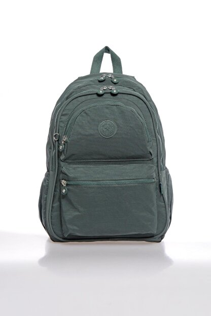 Smart Bags Smbky1050-0005 Haki Kadın Sırt Çantası