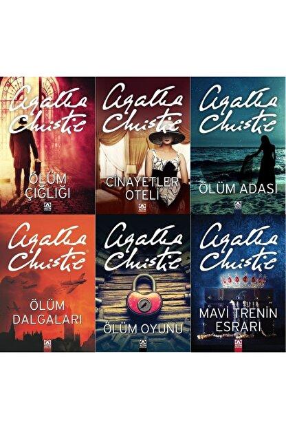 Altın Kitaplar Agatha Christie 18 Kitap Seti