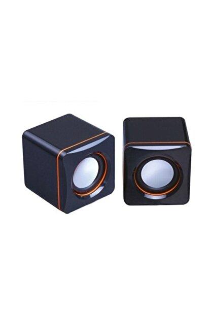 Platoon Pc/laptop Için Mini 1+1 Usb Speaker