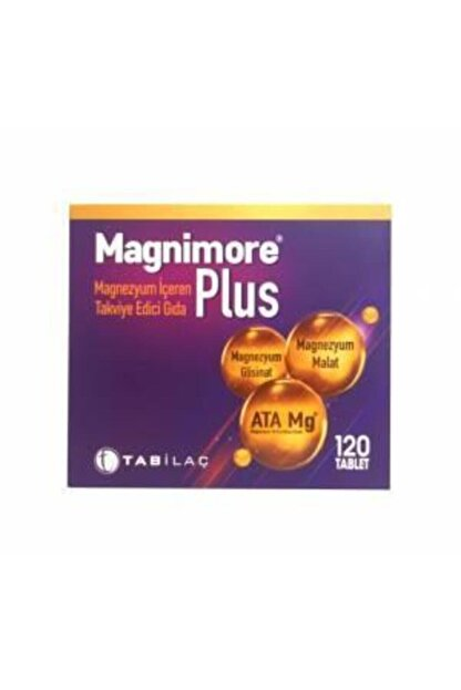 Magnimore Magnimore Plus 120 Tablet