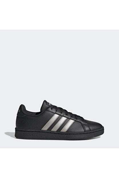 adidas GRAND COURT Siyah Kadın Sneaker Ayakkabı 101069034