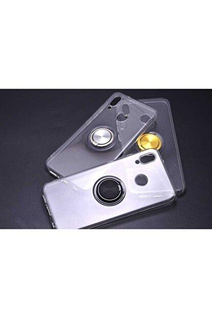 MMC Huawei P20 Lite Manyetik Yüzüklü Silikon Kılıf