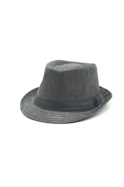Accesory City Hasır Fötr Şapka