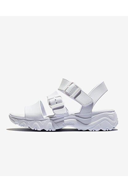 Skechers D'LITES 2.0- STYLE INCON Kadın Beyaz Sandalet