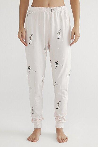 Penti Pembe Hot Tech Winter Joy Pantolon