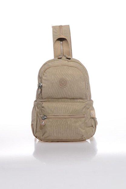 Smart Bags Kadın Vizon Küçük Sırt Çantası Smbk1030-0015