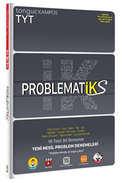 Tonguç Akademi Tyt Problematiks - Yeni Nesil Problem Ve Deneme (16 Test 30 Deneme)