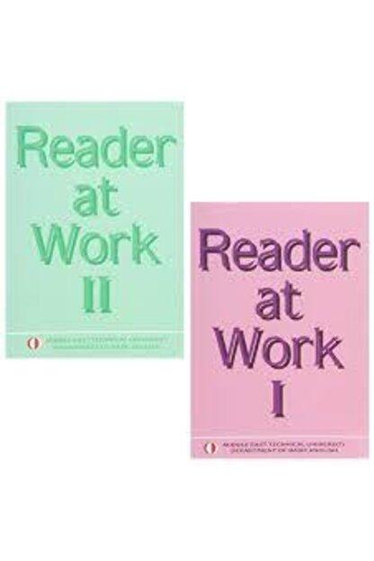 ODTÜ YAYINLARI Reader At Work 1 Ve 2 Set