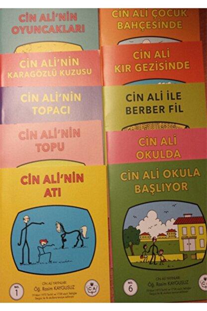 Cin Ali Yayınları Cin Ali Serisi 10 Kitap
