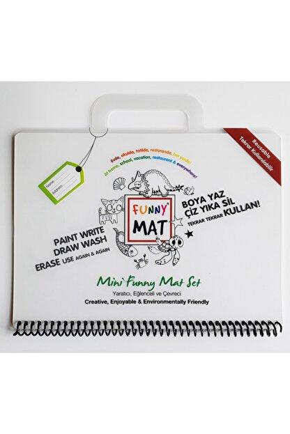 Akademi Çocuk - Funny Mat Toospik Akademi Çocuk Funny Mat Mini Set