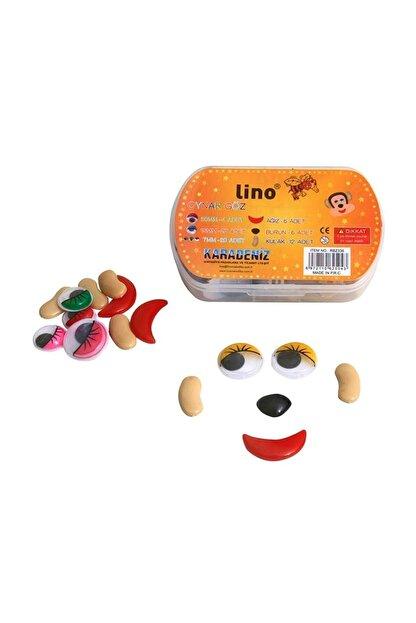 Lino Göz-ağız-burun-kulak Seti 64 Parça