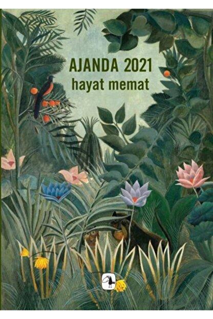 Metis Yayıncılık Ajanda 2021 Hayat Memat