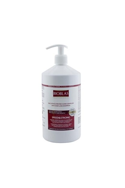 Bioblas Şampuan Speed&long 1000 ml