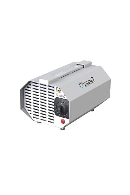 Fiberli Ozon Jeneratörü - Hava Dezenfeksiyon Temizleme Sterilizasyon - Ozon Üretimi 7000 Mg /saat