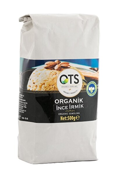 OTS Organik Ince Irmik, 500gr