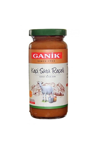 Ganik Keçi Sütü Reçeli 270 gr