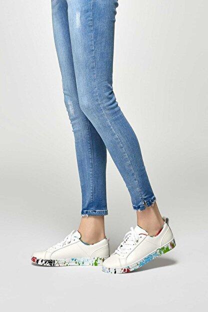 Lumberjack VELLA Beyaz Kadın Ayakkabı 100302899
