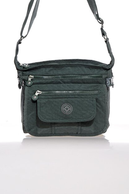 Smart Bags Smb3005-0005 Haki Kadın Çapraz Çanta