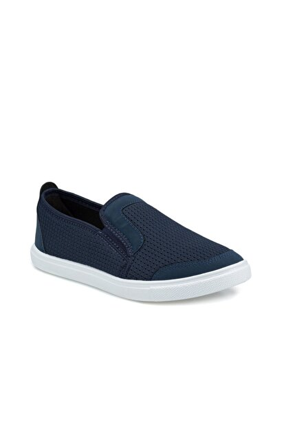 Polaris Kadın Lacivert Slip On Ayakkabı 100507886