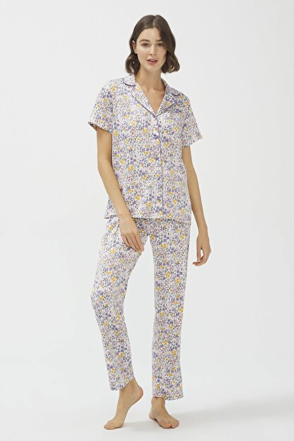 Penti Çok Renkli Grace Pijama Takımı