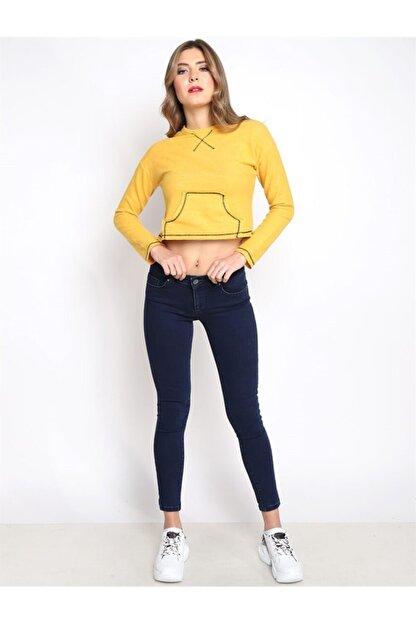 Twister Jeans Kadın Slim Fit Orta Bel Pantolon Lıma 9046-36 36