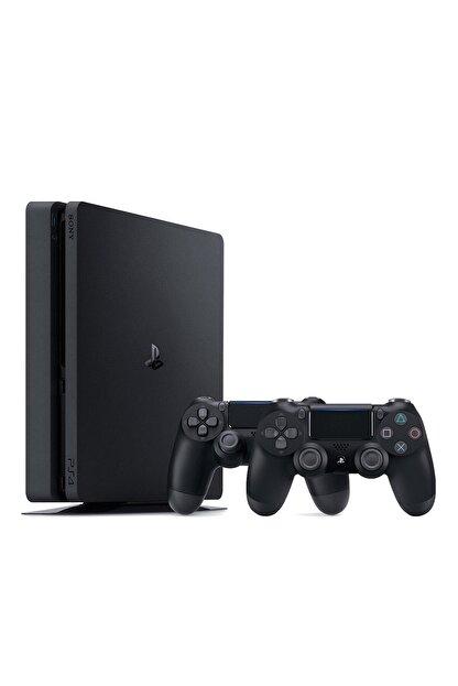 Sony Playstation 4 Slim 1 Tb - Türkçe Menü + 2. Ps4 Kol