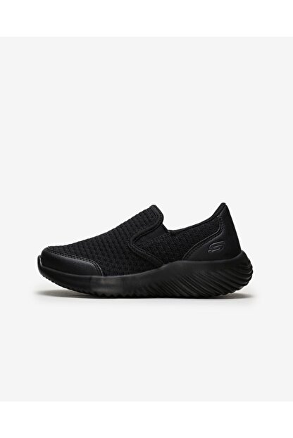 Skechers BOUNDER - VERTVILLE Büyük Erkek Çocuk Siyah Spor Ayakkabı