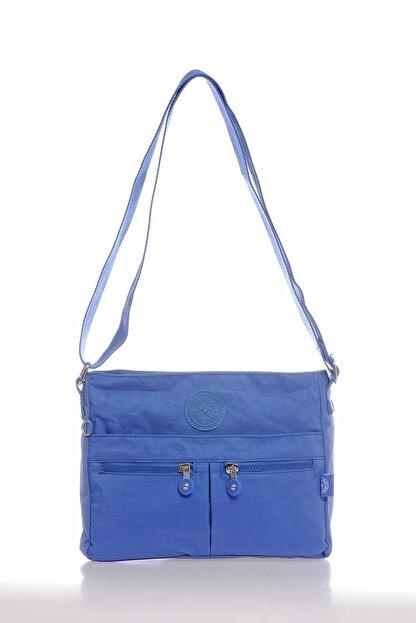 Smart Bags Smb3055-0031 Mavi Kadın Çapraz Çanta